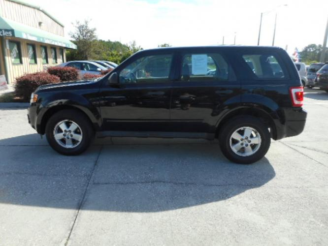 2012 FORD ESCAPE XLS 4 DOOR WAGON