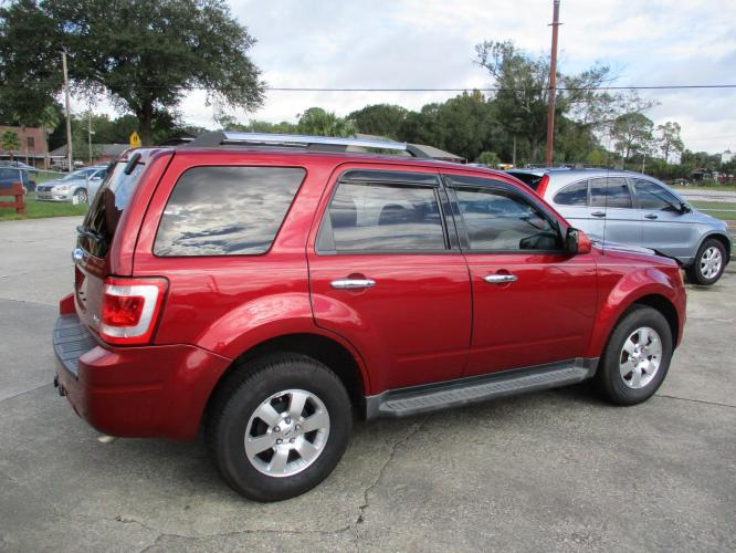 2012 FORD ESCAPE LIMITED 4 DOOR WAGON
