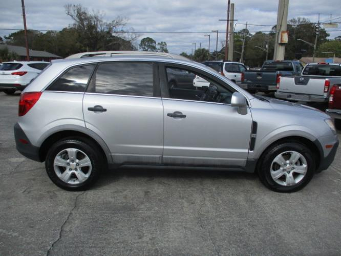 2014 CHEVROLET CAPTIVA SPORT 2LS 4 DOOR WAGON