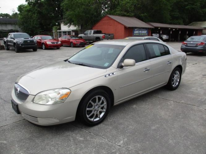 2007 BUICK LUCERNE CXL 4 DOOR SEDAN